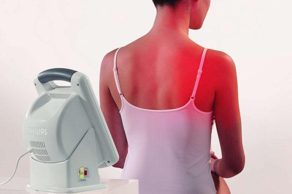 Poznáte liečebné účinky infralampy?