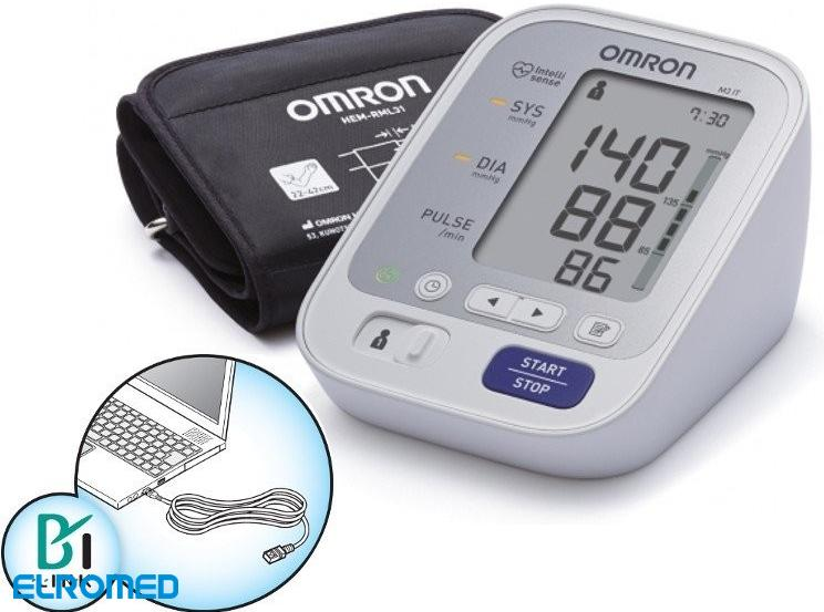 Tlakomer OMRON M3 IT